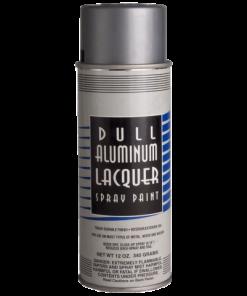 Dull Aluminum Lacquer