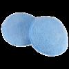 Round Microfiber Wax Applicator