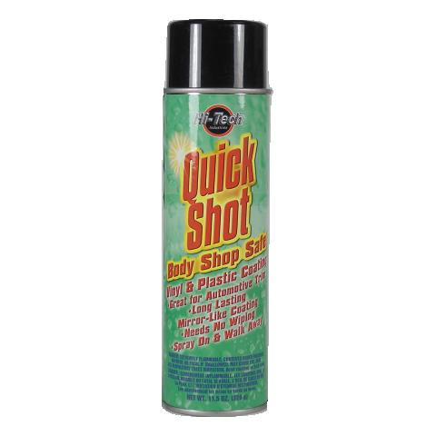 Quick Shot Body Shop Safe