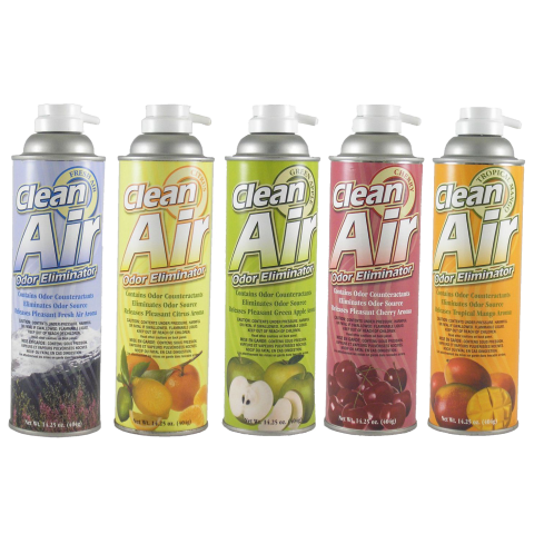 Clean Air Odor Eliminators