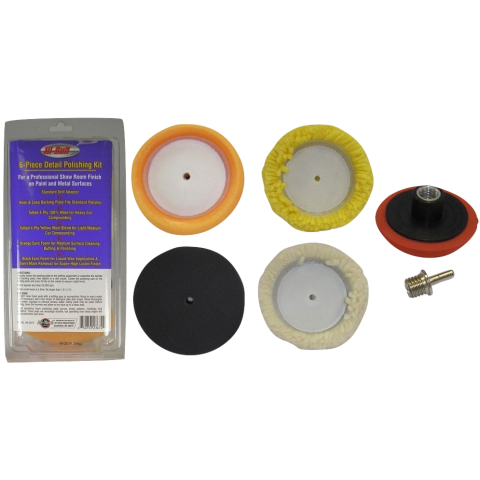 Mini Pad Polishing Kit