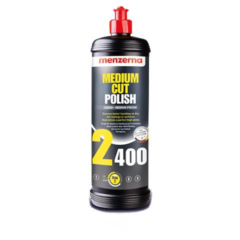 Menzerna Medium Cut Polish 2400