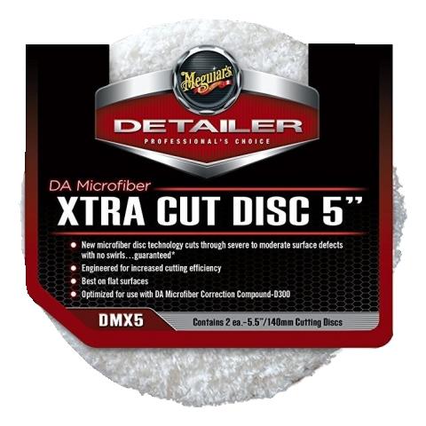 Meguiar's Microfiber Xtra Cut Discs