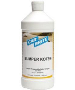 Car Brite Bumper Kote 12/32 OZ **+SIL**