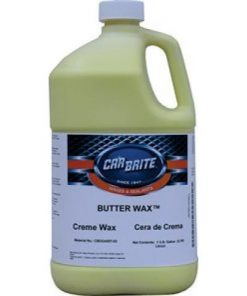 Car Brite Butter Wax  **+SIL**