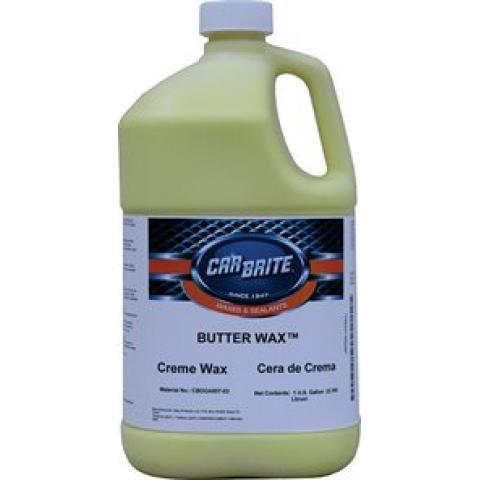Car Brite Butter Wax  **+SIL**