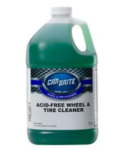 Car Brite Chemicals SELECT Non-Acid Wheel & Tire Cleaner