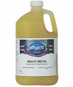Car Brite Chemicals Heavy Metal [only in Gal]
