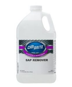 Car Brite Chemicals Sap Remover