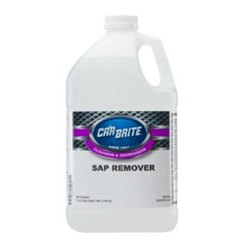 Car Brite Chemicals Sap Remover