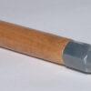"48"" Wood Handle with Metal Tip"