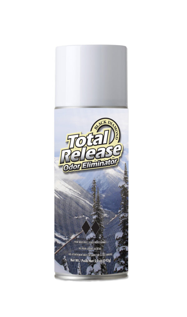 Total Release - Black Diamond