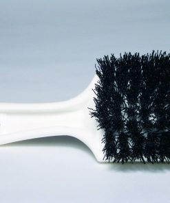 Heavy Duty Tire Brush - Poly Bristle
