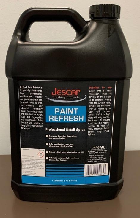 JESCAR PAINT REFRESH - 128oz