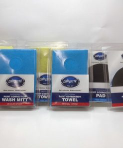 Paint Correction Mitts, Towels & Cloths