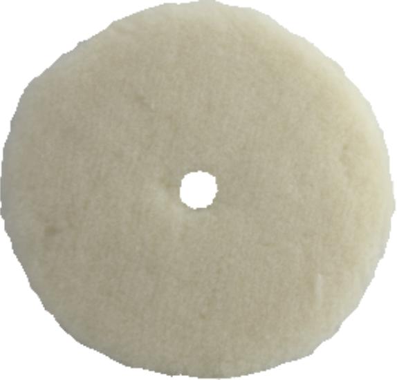 """6 ½"""" Lambs Wool Cutting/Polishing Pad"""