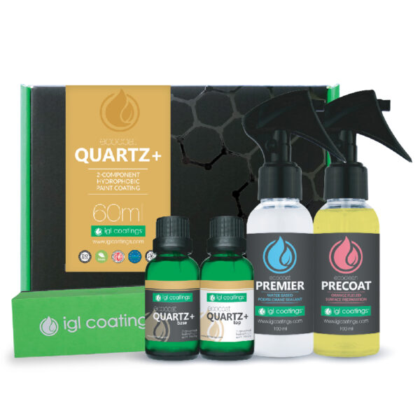 ecocoat quartz+