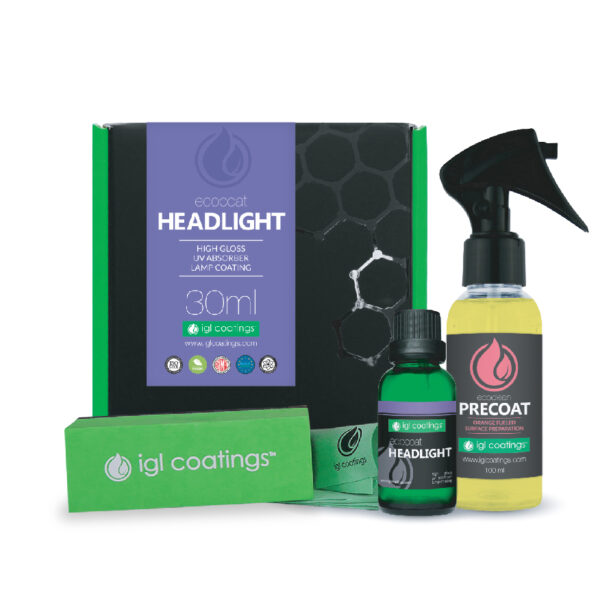 ecocoat headlight