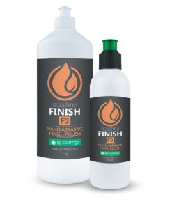 ecoshine F3 – Finish