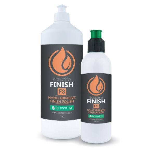 ecoshine F3 – Finish